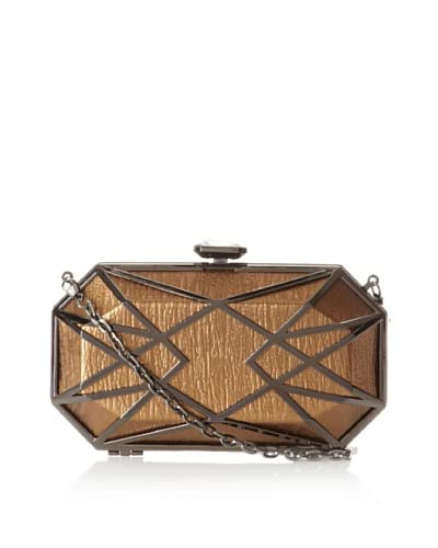 Urban Expressions Women's Opulence Clutch, Coffee As You See