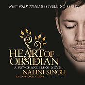 Heart of Obsidian: Psy-Changeling, Book 12 | Nalini Singh