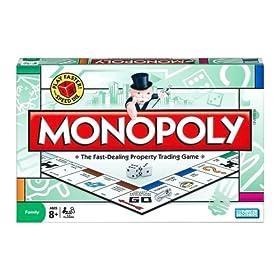 Amazon - Monopoly Game by Hasbro - $4.99 - expired