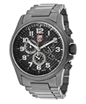 Luminox Atacama Field Chronograph Alarm Gunmetal Watch 1942