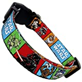 Mirage Star Wars Cartoon Dog Collar Small review
