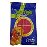 JerHigh Strip Dog Treat, 70 G (Pack Of 6)