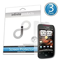 Infinite Products PhotonShield Screen Protector Film for HTC Droid Incredible 2 & S - (3 Pack) Anti-Glare