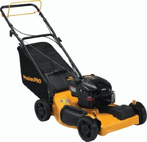Poulan Pro PR675Y22RP Forward 3-in-1 Push Mower, 22-Inch