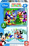 EDUCA DISNEY Mickey Mouse Club House Super Puzzle Jigsaw 2x48pcs