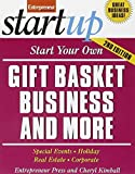 img - for Start Your Own Gift Basket Business (StartUp Series) by Entrepreneur Press (2008-06-04) book / textbook / text book