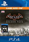 Batman: Arkham Knight Season Pass Online Code (PS4)