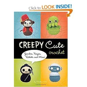 creepy cute crochet book