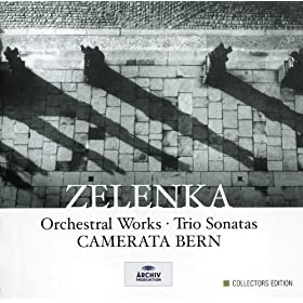 Zelenka: Sonata No.6 in C minor - 1. Andante