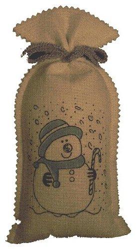 Cheap Reusable Personal Keep Dry Dehumidifying Bag; Snowman Design (B002QE96C6)