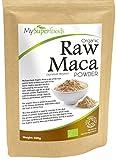 Bio Maca-Pulver (500g) | Höchste Qualität | Von...