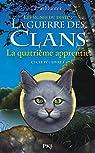 La guerre des clans - Les signes du destin, tome 1 : La quatrième apprentie par Hunter
