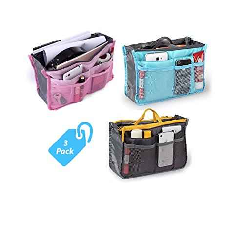 styletech-inc-travel-insert-accessories-compartment-bag-durable-multi-pocket-insert-organizer-tote-b