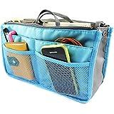 GOODBOYS(TM) Makeup Insert Handbag Organiser Insert Organizer Tidy Travel Cosmetic Pocket
