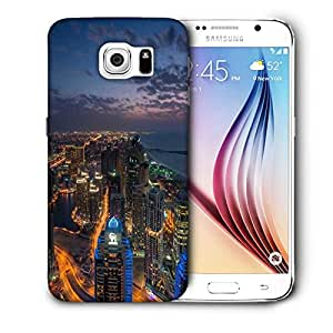 Snoogg City View Printed Protective Phone Back Case Cover For Samsung Galaxy S6 / S IIIIII