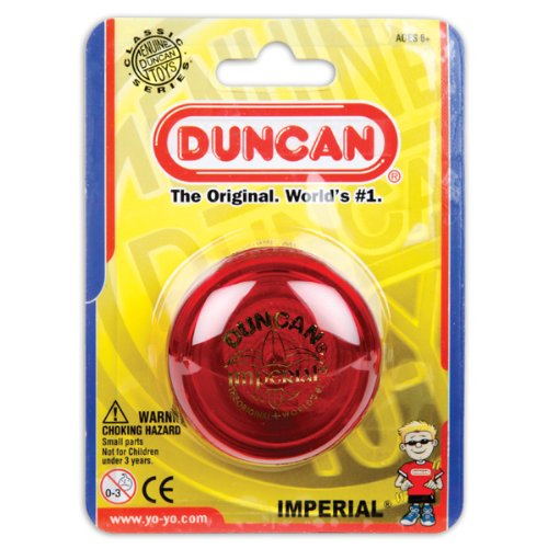 Duncan Imperial Yo Yo , Assorted colors, Pack of 1 - 1