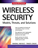 img - for Wireless Security: Models, Threats, and Solutions by Randall K. Nichols, Panos C. Lekkas (2001) Paperback book / textbook / text book