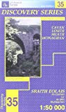 Ordnance Survey Ireland Cavan, Louth, Meath, Monaghan (Irish Discovery Maps Series) (Irish Discovery Series)
