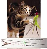 Da Bird Cat Toy &#8211; Easy Store &#8211; 2 Part Pole