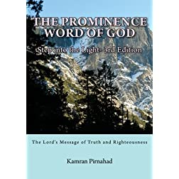 THE PROMINENCE WORD OF GOD-STEP INTO THE LIGHT-3rd Edition