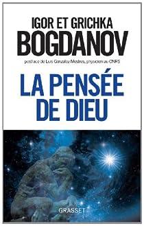 La pensée de Dieu par Bogdanov