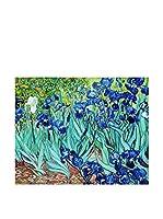 Legendarte Lienzo Iris di Vincent Van Gogh