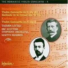 Violin Concerto Op.30 Ballade