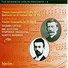 The Romantic Violin Concerto, Vol. 4  Moszkowski & Karlowicz