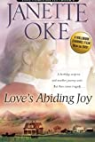 Janette Oke Love's Abiding Joy: 4 (Love Comes Softly)