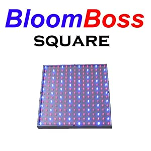 BloomBoss Square LED Grow Light 14watt Grow Panel