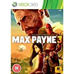 Max Payne 3 III (Original Xbox 360 Games NTSC U/C)