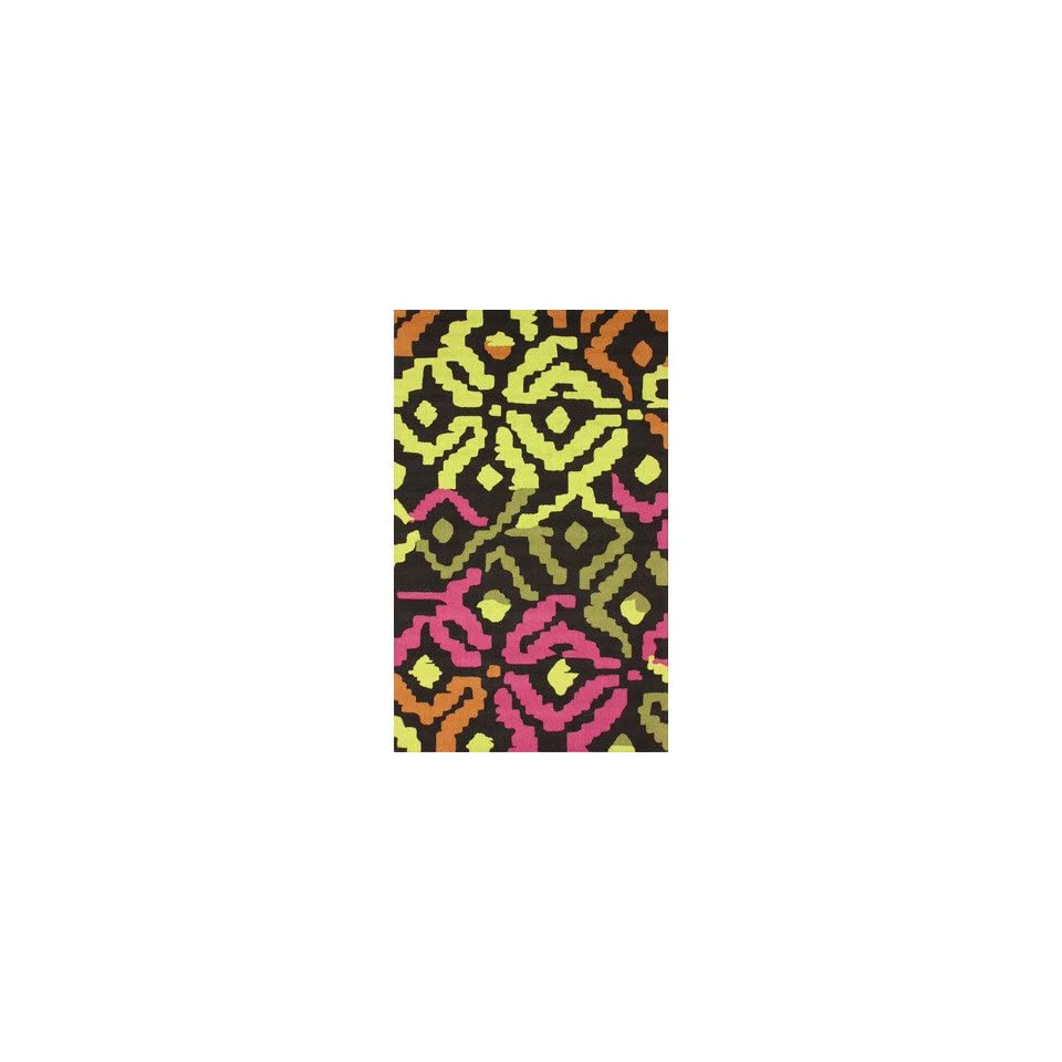 nuLOOM Heritage Collection Hand Made Area Rug, 5 Feet by 8 Feet, Light Multi