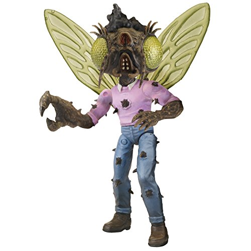 Teenage Mutant Ninja Turtles Stockman-Fly Figure - 1