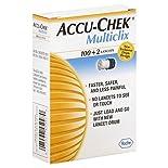 Accu Chek Multiclix Lancets, 102 lancets