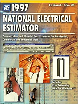 1997 National Electrical Estimator Edward J Tyler