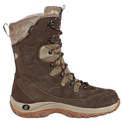 Jack Wolfskin Lake Taho Texapore 4006711, Damen Schneestiefel, Braun (coffee brown 5026), EU 37.5 (UK 4.5) (US 6.5)
