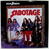 BLACK SABBATH - LP - SABOTAGE - UK - VINYL