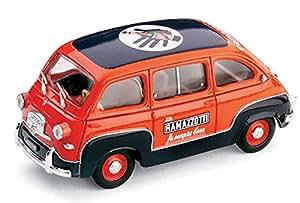 Amazon.com: 1960 Fiat 600 Mutlipla Ramazzotti: Toys & Games