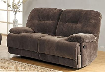 Clifton Plush Dual Reclining Loveseat Multicolor - 9723-2