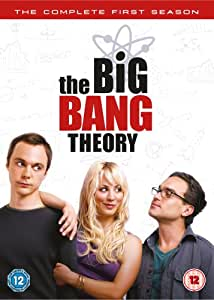 The Big Bang Theory - Season 1 [Standard Edition] [Import anglais]