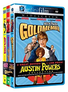 "Cover of ""Austin Powers: International Ma..."