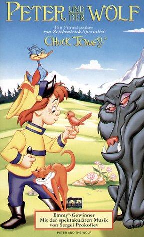 Peter und der Wolf [VHS]