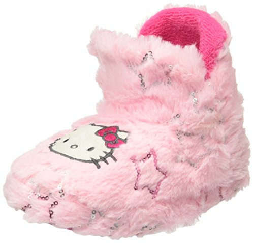 Hello KittyHK CLOE - Guanti imbottiti caldi Bambina , Rosa (Pink (Light Pink (131))), 33