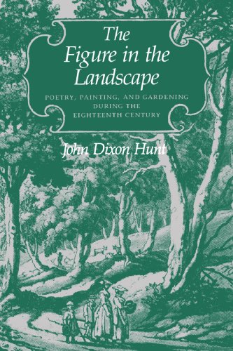 The Figure in the Landscape: Poetry, Painting, and Gardening during the Eighteenth Century