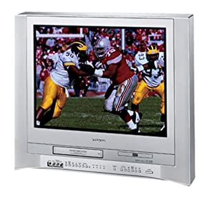Toshiba MW20FN1 20-Inch Flat Screen TV-DVD-VCR Combo