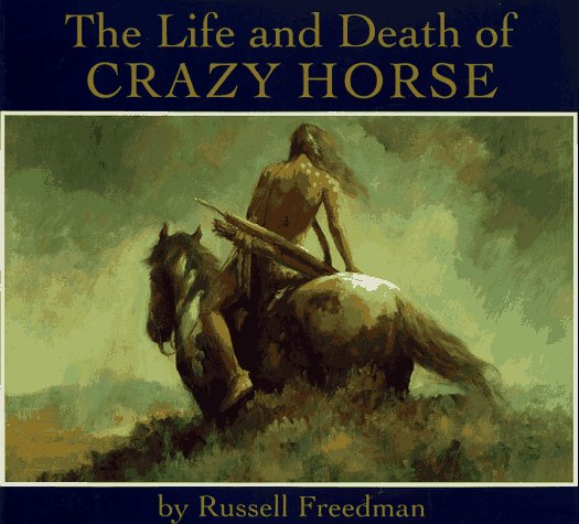 a report on the life leadership and vision of crazy horse