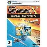 Flight Simulator X - Gold Edition (PC)by Microsoft