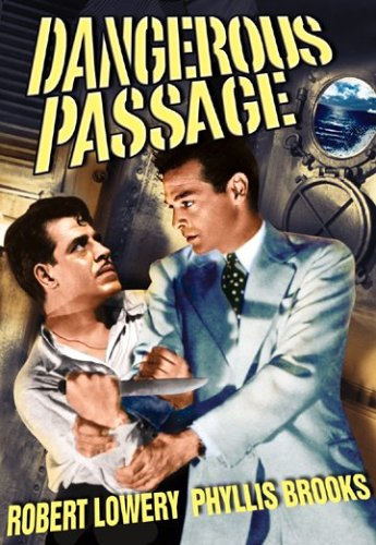 Dangerous Passage [DVD] [1944] [Region 1] [US Import] [NTSC]