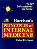 img - for Harrison's Principles Internal Medicine: Pretest Self-Assessment and Review book / textbook / text book
