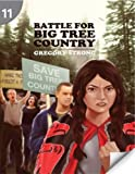 img - for Battle for Big Tree Country: Page Turners 11 (Page Turners Reading Library, Level 11) 1st edition by Strong, Gregory (2014) Paperback book / textbook / text book